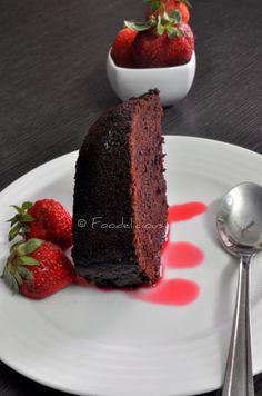 Egg free choco banana cake. @Tonia Lindsey #recipe #vegan #bake #baking