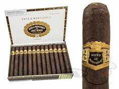 Hoyo De Monterrey Governors Maduro 6 1/8 x 50—Box of 25 - Best Cigar Prices