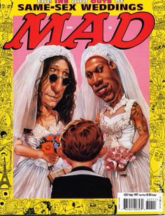 Howard Stern Mad Magazine Cover