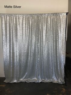 SALE! Silver sequin photo backdrop, sequence, wedding photo booth, photography, background, glitz, silver sequence fabric, curtain, diff col by FantasyFabricDesigns on Etsy
