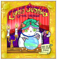 Gypsy Cat tells your fortune