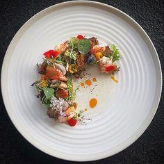"""Grilled """"Jimbaran Bali"""" Prawn Salad"""