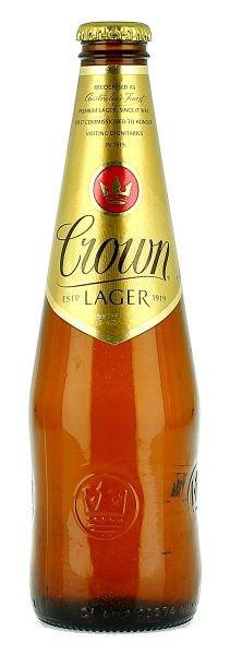 Carlton Crown Lager | Carlton & United Breweries  AUSTRALIA