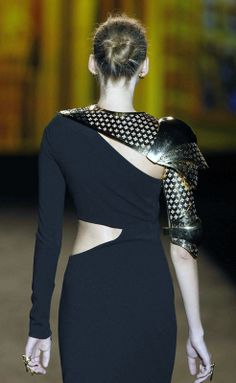 MADRID FASHION WEEK AUTUMN WINTER 2013 - 2014 Aristocrazy #waelcyrge