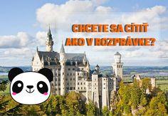 Zdroj: boredpanda.com      Rozprávkovo krásne, tajomné a strašidelné. Týmtonás priťahujú hrady po celom svete. Objavte spoločne s nami tie najkrajšie.        Históriau niektorých cestovateľov zohráva dôležitú úlohu. Kontakt s predkami ...