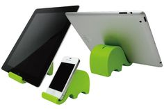 Phone and tablet holder.