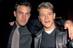 Ben Affleck liked being a child actor because it made Matt Damon 'so incredibly jealous'