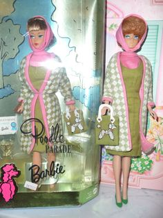 My collection perso myriam Barbie Collection, My Collection, Barbie World, Pure Beauty, Poodles, Vintage Barbie, Burlesque, Claire, Boxes