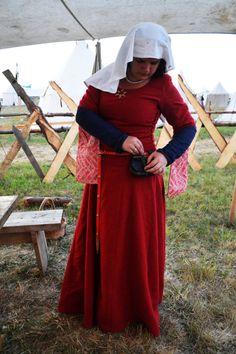 Robe médiévale de Outer basé sur la robe par MedievalTailorr