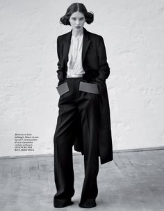 LOfficiel Editorial September 2014 - Lottie Hayes by Emilio Tini