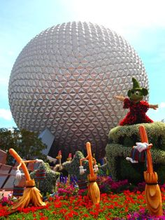 Flower and Garden Festival 2012 at Epcot