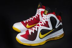 Lebron 9 MVP #sneakers