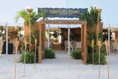 Gilligan's Island Corporate Themed Event Idea