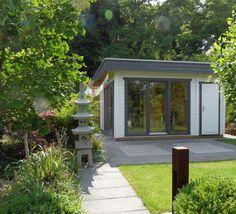 die sauna im garten tipps rund ums saunahaus saunas und. Black Bedroom Furniture Sets. Home Design Ideas