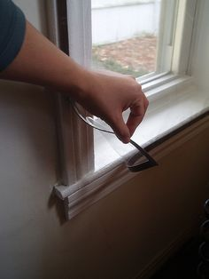 Easy DIY project to help keep cold and drafts out of your home that comes in windows. Removeable, reuseable, no more shrink wrap or other messy cling on windows. Could basically use anywhere you have a window. Could be good in an RV, Home, Treehouse, and more.