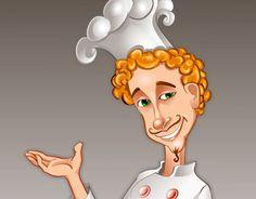 Chef Character Study