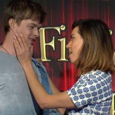 Dane DeHaan and Aubrey Plaza Bring Sexy Fan Fiction to Life      Omg! this is too funny!