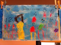 Sneeuwwitje en de 7 dwergen Let's Pretend, Montessori, Moose Art, School, Disney, Animals, Painting, Fairytale, Short Stories