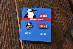 CHUMS Pins