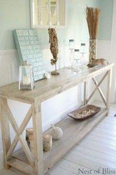 Gorgeous coastal living room decorating ideas (77)