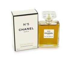 Chanel No.5 Packaging