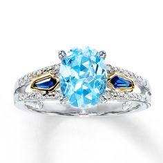class rings | Topaz Class Ring