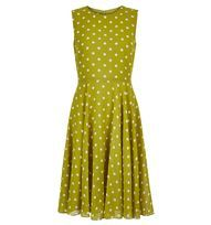Green Spot Abigale Dress   Occasion Dresses   Dresses   Hobbs