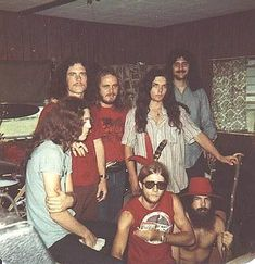 """Hell House 1974, with Geff Carlisi from .38 Special 