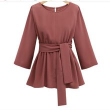 Like and Share if you want this  Mikialong 2017 XL-5XL Plus Size Chiffon Shirt Women Blouses Bow Peplum Top Blusas Mujer Autumn 3/4Sleeve Women Blouse Femme     Tag a friend who would love this!     FREE Shipping Worldwide     Get it here ---> https://ourstoreali.com/products/mikialong-2017-xl-5xl-plus-size-chiffon-shirt-women-blouses-bow-peplum-top-blusas-mujer-autumn-3-4sleeve-women-blouse-femme/    #aliexpress #onlineshopping #cheapproduct  #womensfashion