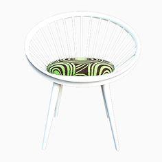 Circle Chair von Yngve Ekström für Swedese, 1958 Jetzt bestellen unter: https://moebel.ladendirekt.de/kueche-und-esszimmer/stuehle-und-hocker/armlehnstuehle/?uid=0f8c5c4f-768d-57a4-8cbd-0ee69262cddf&utm_source=pinterest&utm_medium=pin&utm_campaign=boards #kueche #esszimmer #armlehnstuehle #hocker #stuehle