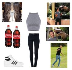 """""""Day with Liam"""" by emotionssuck on Polyvore featuring adidas Originals, STELLA McCARTNEY and Payne"""