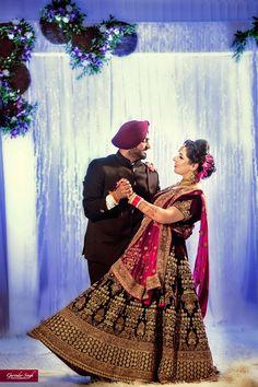 Indian Wedding Couple Photography, Couple Photography Poses, Bridal Photography, Indian Wedding Poses, Pre Wedding Photoshoot, Wedding Couples, Weddings, India, Wedding