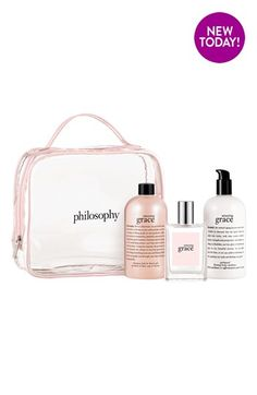 philosophy 'amazing grace' gift set (Nordstrom Online Exclusive) ($118 Value) available at #Nordstrom