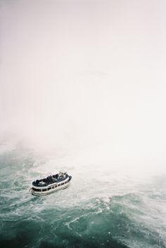 serendipitousromance:    Maid of the Mist  Niagara Falls, NY/Canada  Home…