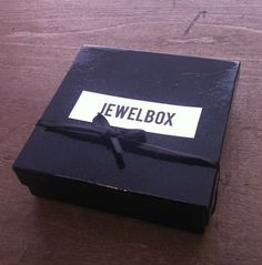 JewelBox Review - Jewelry Monthly Subscription Boxes - August 2012
