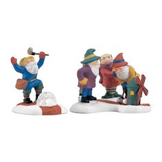 Department 56 Elfland Tee Time Elves NORTH POLE SERIES 56442 * You can find more details by visiting the image link.
