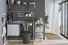 SUNNERSTA/スンネルスタ シリーズは、キッチンの機能をシンプルに提供します。