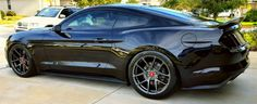 Aggressive Fitment Thread - Page 63 - 2015+ S550 Mustang Forum (GT, GT350, GT500, Mach 1, Ecoboost) - Mustang6G.com