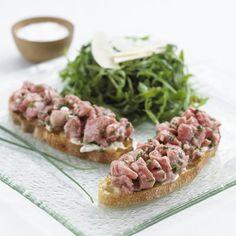 Fraiche #LA- The worlds BEST Steak Tartare