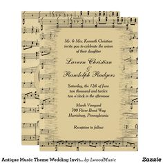 Antique Music Theme