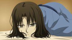 Post with 5810 views. Ryougi Shiki ( i think she's either pissed off or laid back ) [Kara no Kyoukai] Anime Art Girl, Manga Art, Anime Girls, Kawaii Anime, Fate Anime Series, Pokemon, Comic Pictures, Type Moon, Fate Stay Night