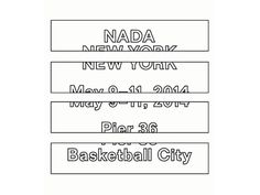 NADA New York 2014   CCA Wattis Institute for Contemporary Arts
