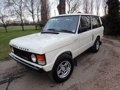 1971 2 Door Range Rover