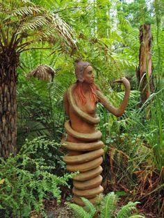 Bruno Torfs ~ Sculpture Garden
