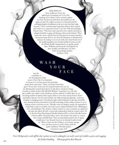 Typography could be warped to fit around other objects on advertisement to fill up negative space, and to stop crowding on the page editorial layout Harper's BAZAAR - Your Source for Fashion Trends, Beauty Tips, Pop Culture News, and Celebrity Style Font Design, Poster Design, Graphic Design Typography, Page Layout Design, Fashion Typography, Curve Design, Design Art, Typography Inspiration, Layout Inspiration