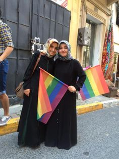 I am so glad to see the support in Istanbul at the gay pride parade where police attacked marcher with water cannon. Thank you everyone!