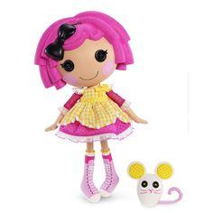 Popular modern doll Lalaloopsy