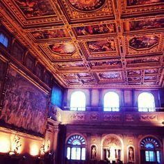 Salone dei 500 - Palazzo Vecchio (Florence)