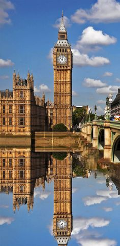 Big Ben, London, England | See why London is a Marvelous Tourist Destination