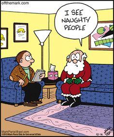 DDDGlobe36's Favorite Comics on GoComics.com #Christmashumor